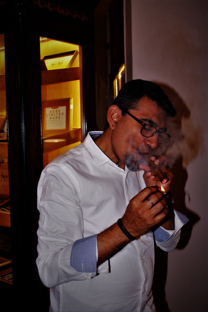 cigar and malt bangalore
