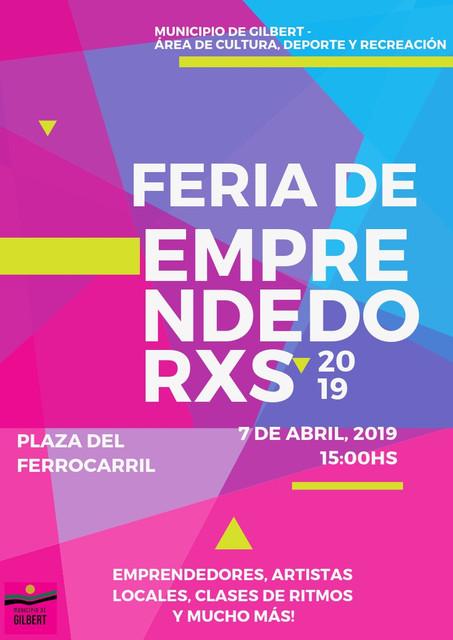 Locales: Gilbert: 3° Feria de emprendedores locales de la economía social