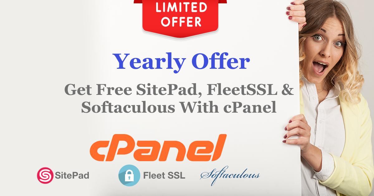 cpanel-offer