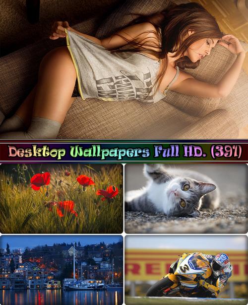 Desktop Wallpapers Full HD. Part 391