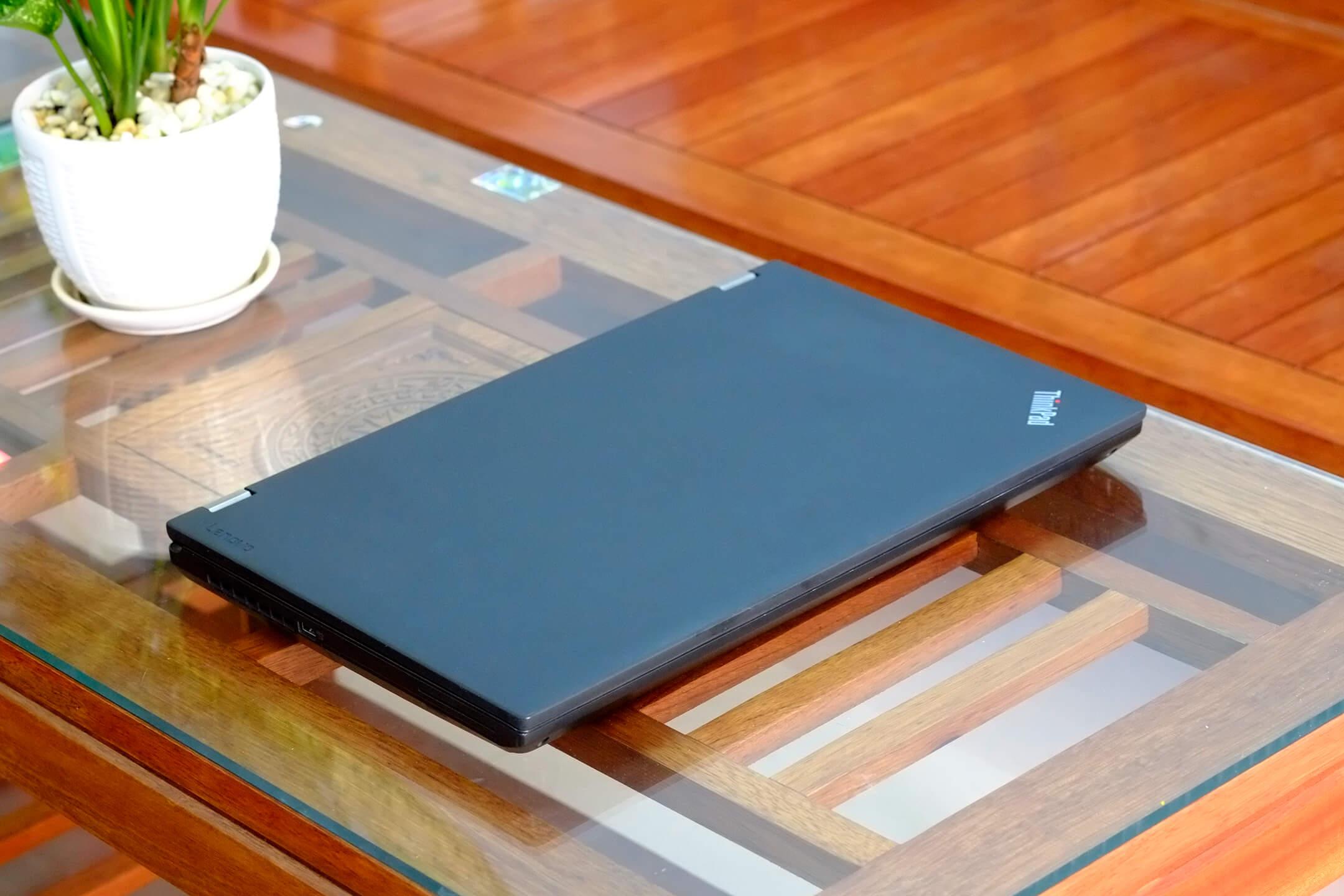 """Lenovo Thinkpad P70 i7 6700HQ / 24GB / 512GB / Quadro M5000M / 17.3"""" FHD"""