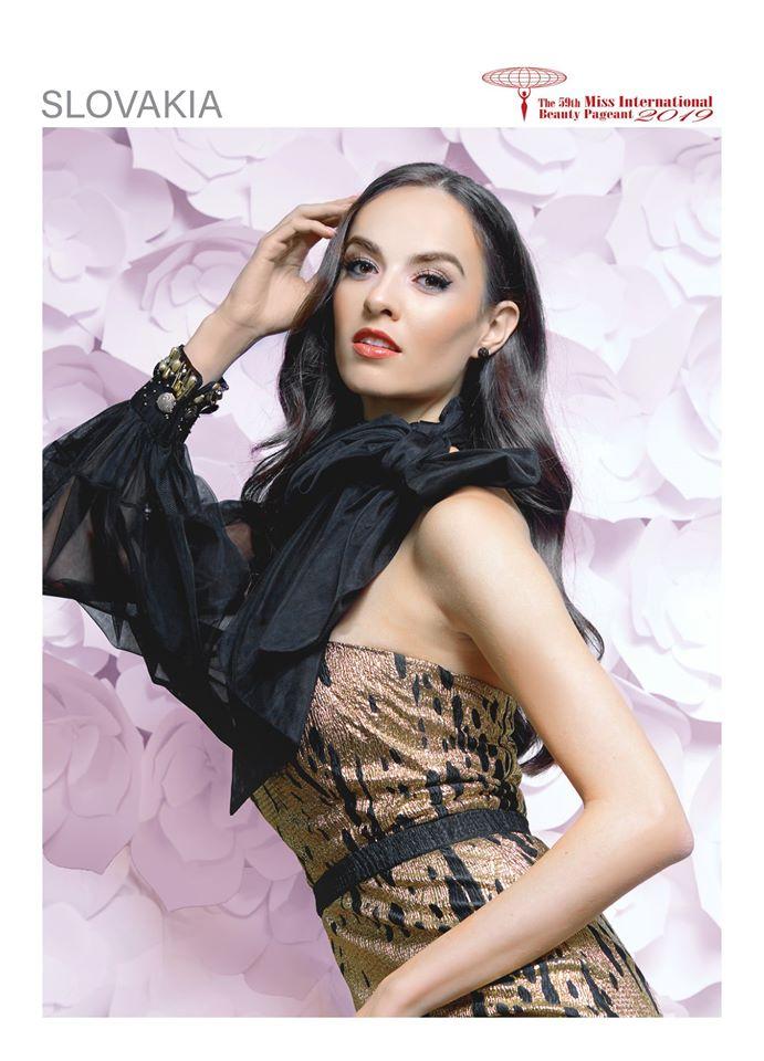 Round 31st : Miss International 2019 15