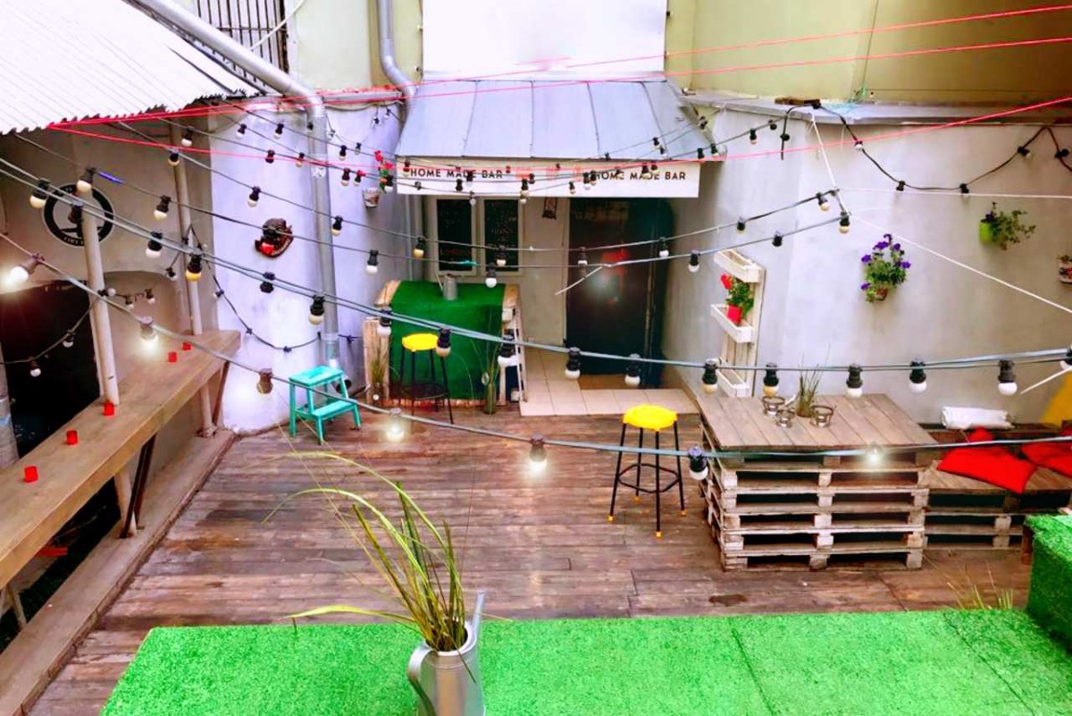 Аренда лофта с верандой для дня рождения и вечеринки. Youparty