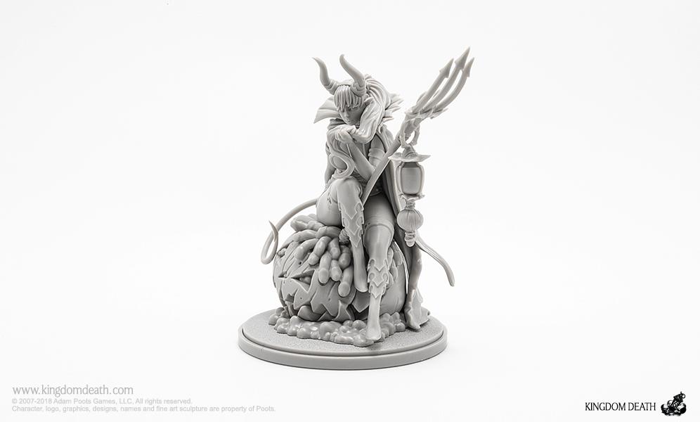 Satan A Resin Figure Kingdom Death Tabletop Game