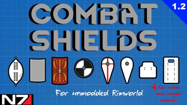 Combat Shields [1.1, 1.2]