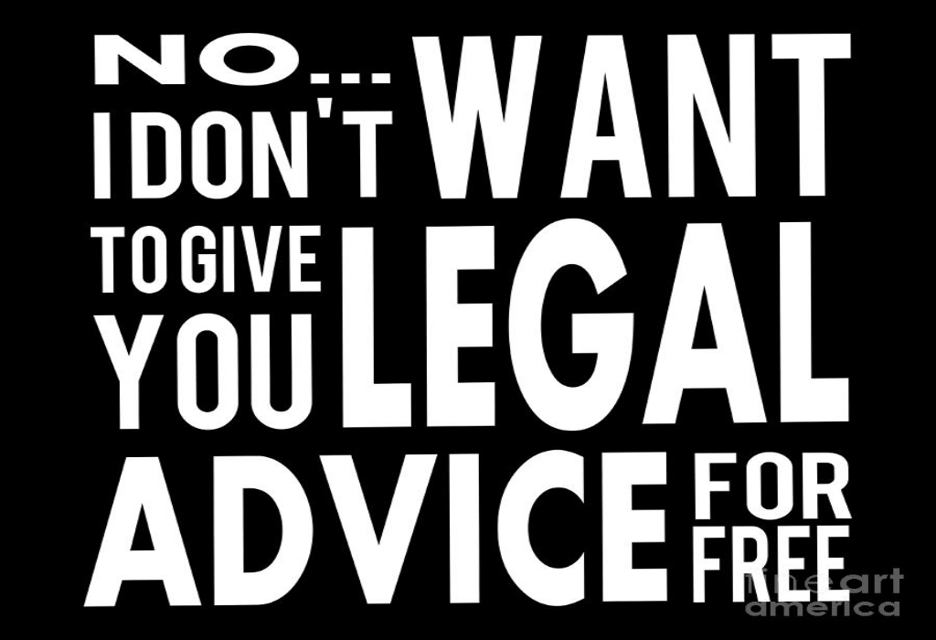 The Bone of Law Freedom of Work Legal Advice
