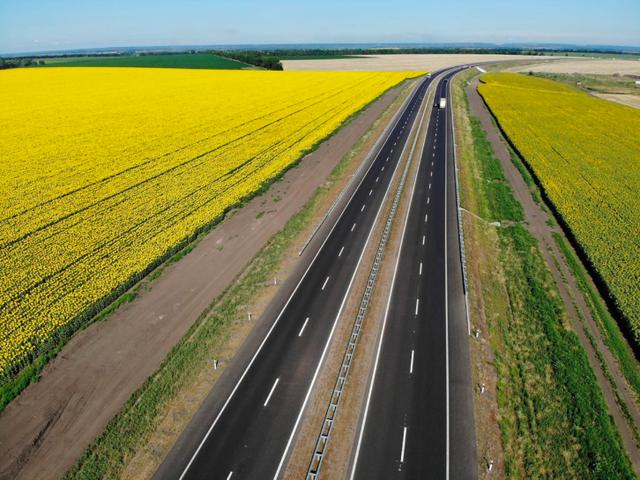 Ремонт дорог в Украине в 2020 году
