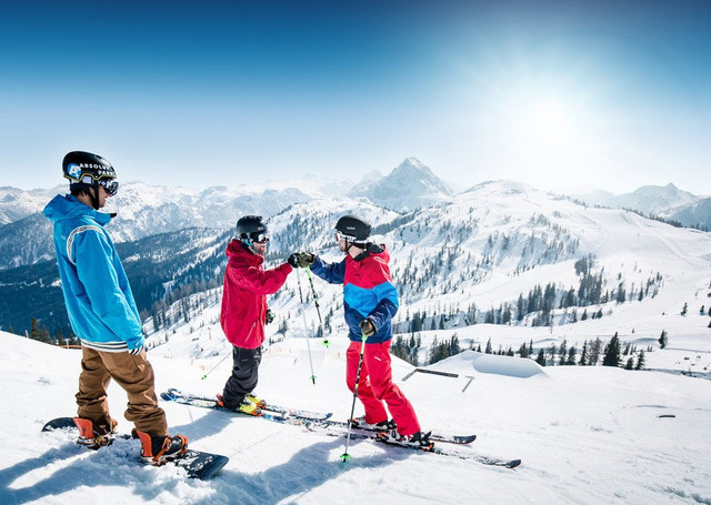 Ski amade winter park