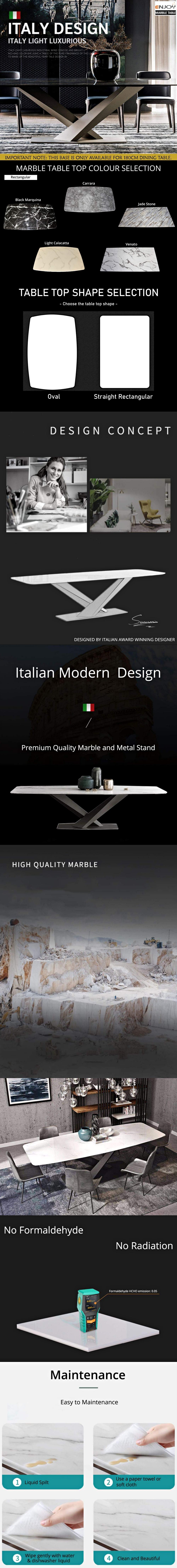 Rectangular-V-Base-Dining-Table-Item-Description-1