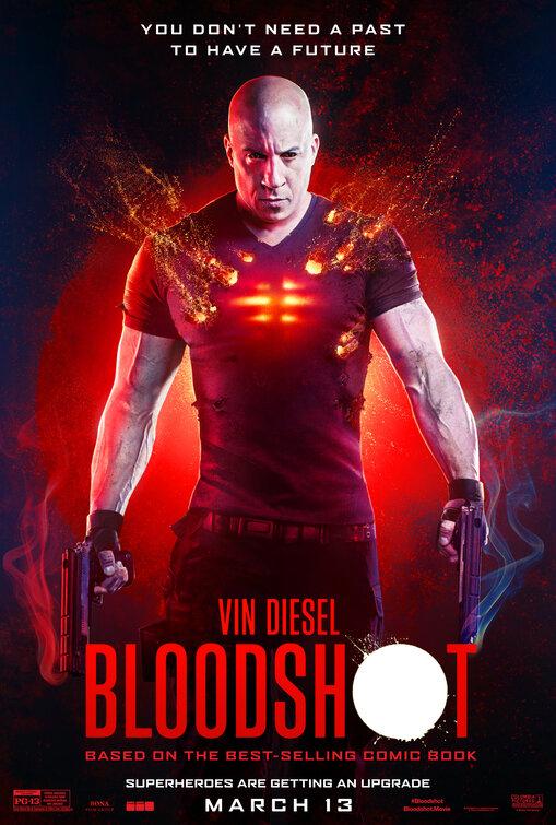 Bloodshot 2020 Hindi Dual Audio 480p HDCAM 300MB Download