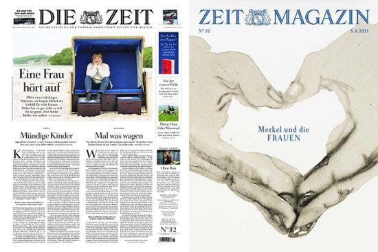 Cover: Die Zeit mit die Zeit Magazin No 32 vom 05  August 2021