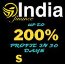 Indiafinance screenshot