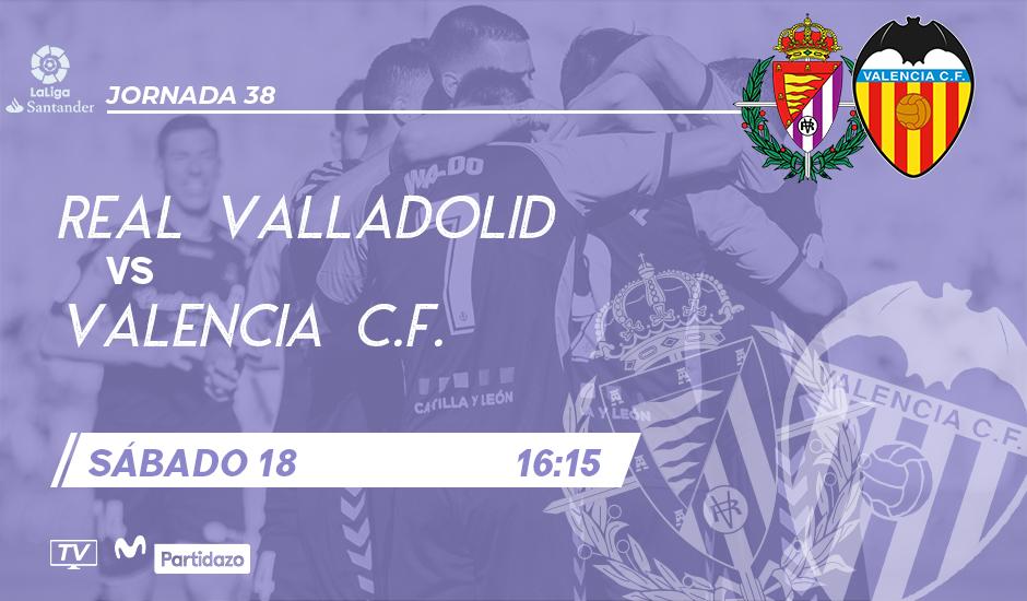 Real Valladolid - Valencia C.F. Sábado 18 de Mayo. 16:15 - Página 2 RVA-VCF