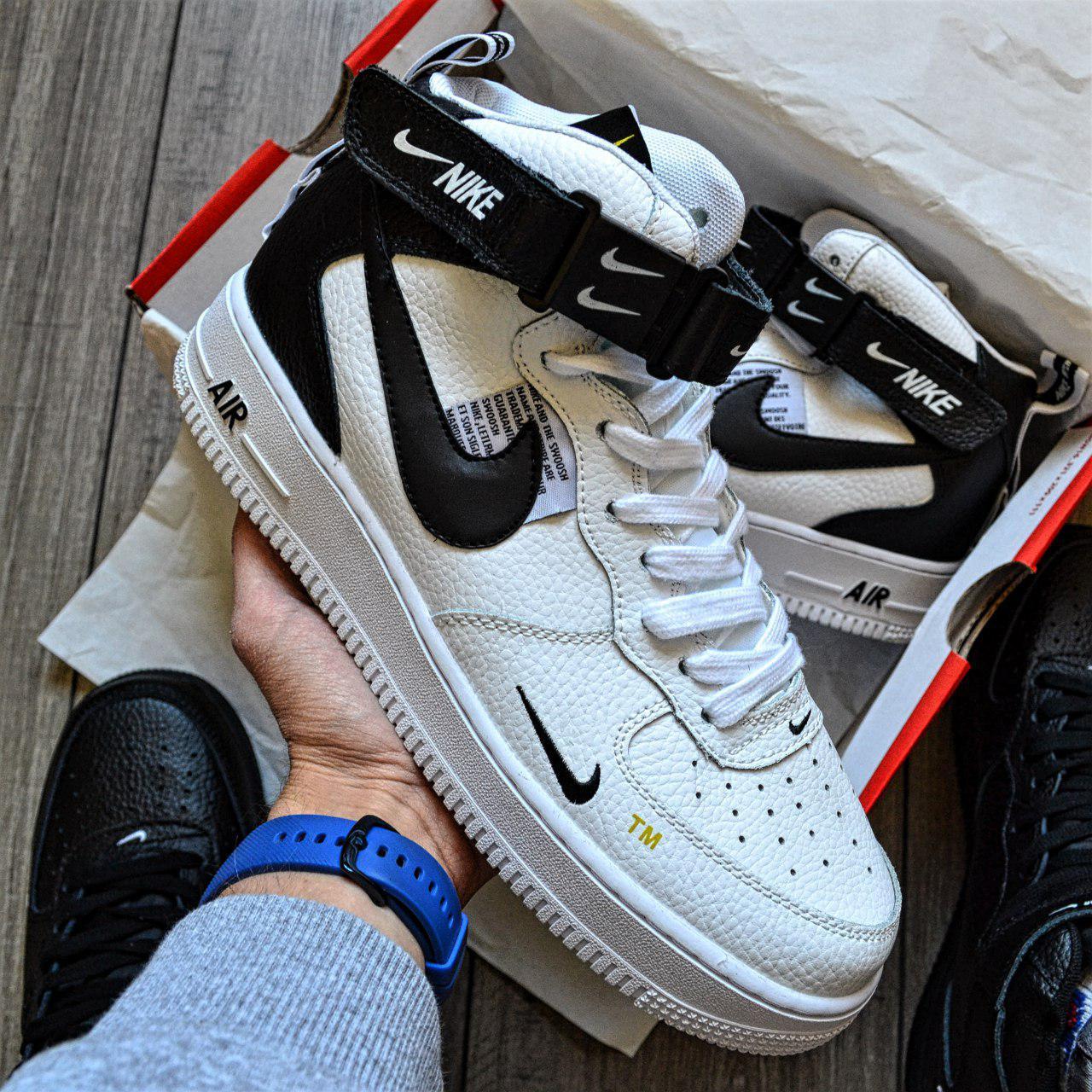 Кросівки чоловічі Nike Air Force 1 07 Mid LV8