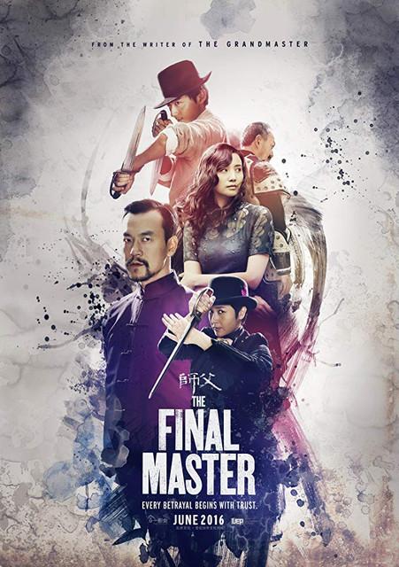 The Final Master 2015 Dual Audio 480p BluRay [Hindi + Chinese]
