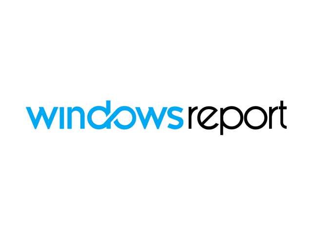 Something bad happened Windows Store error