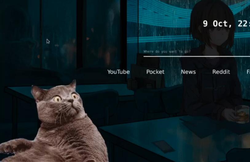 The epic cat