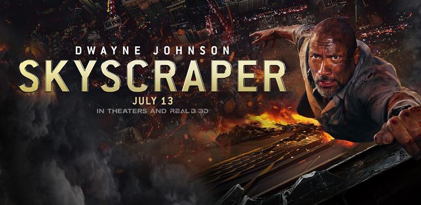 The Rock - Skycrapper