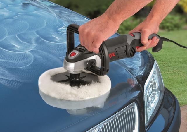 как выбрать полировальную машинку для автомобиля
