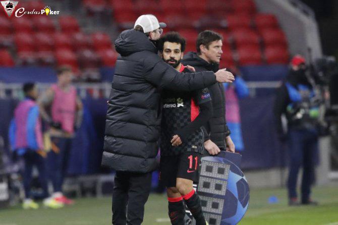 Klopp Senang Liverpool Akhiri Tiga Kekalahan Beruntun