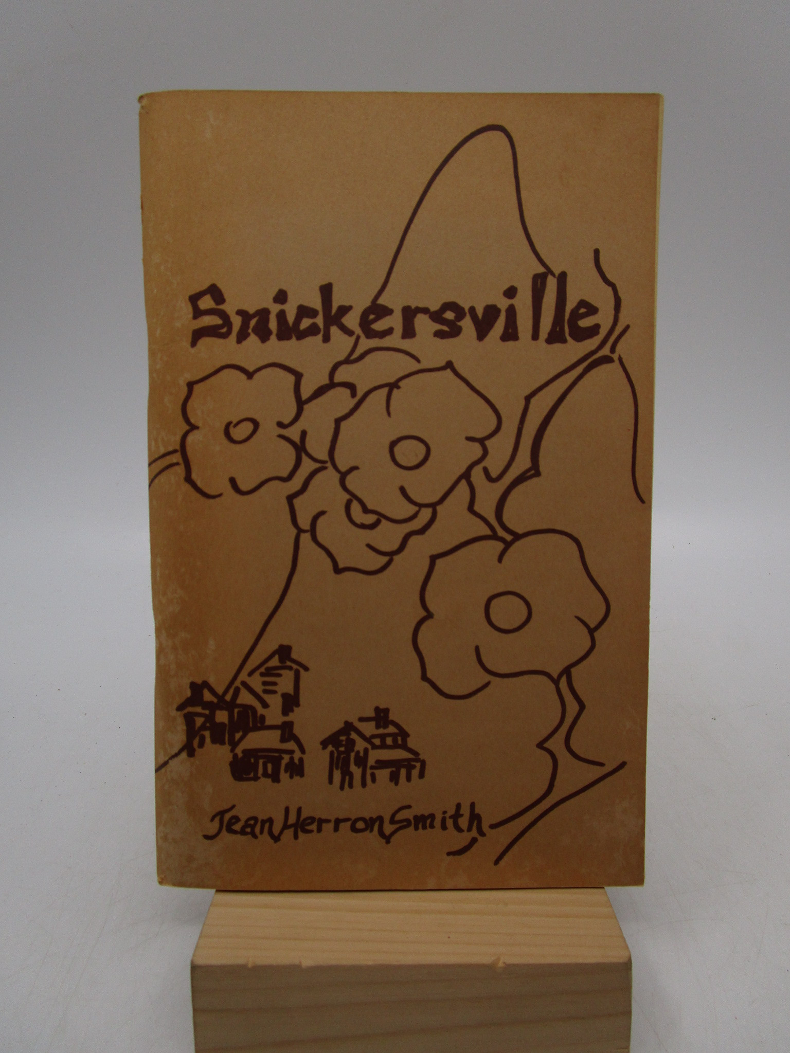 Image for Snickersville: The Biography of a Village (First Edition)
