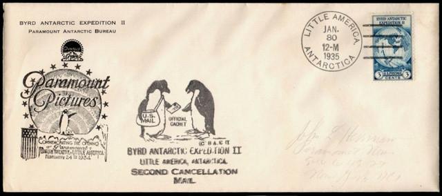 BAE-II-Paramount-Antarctic-Bureau