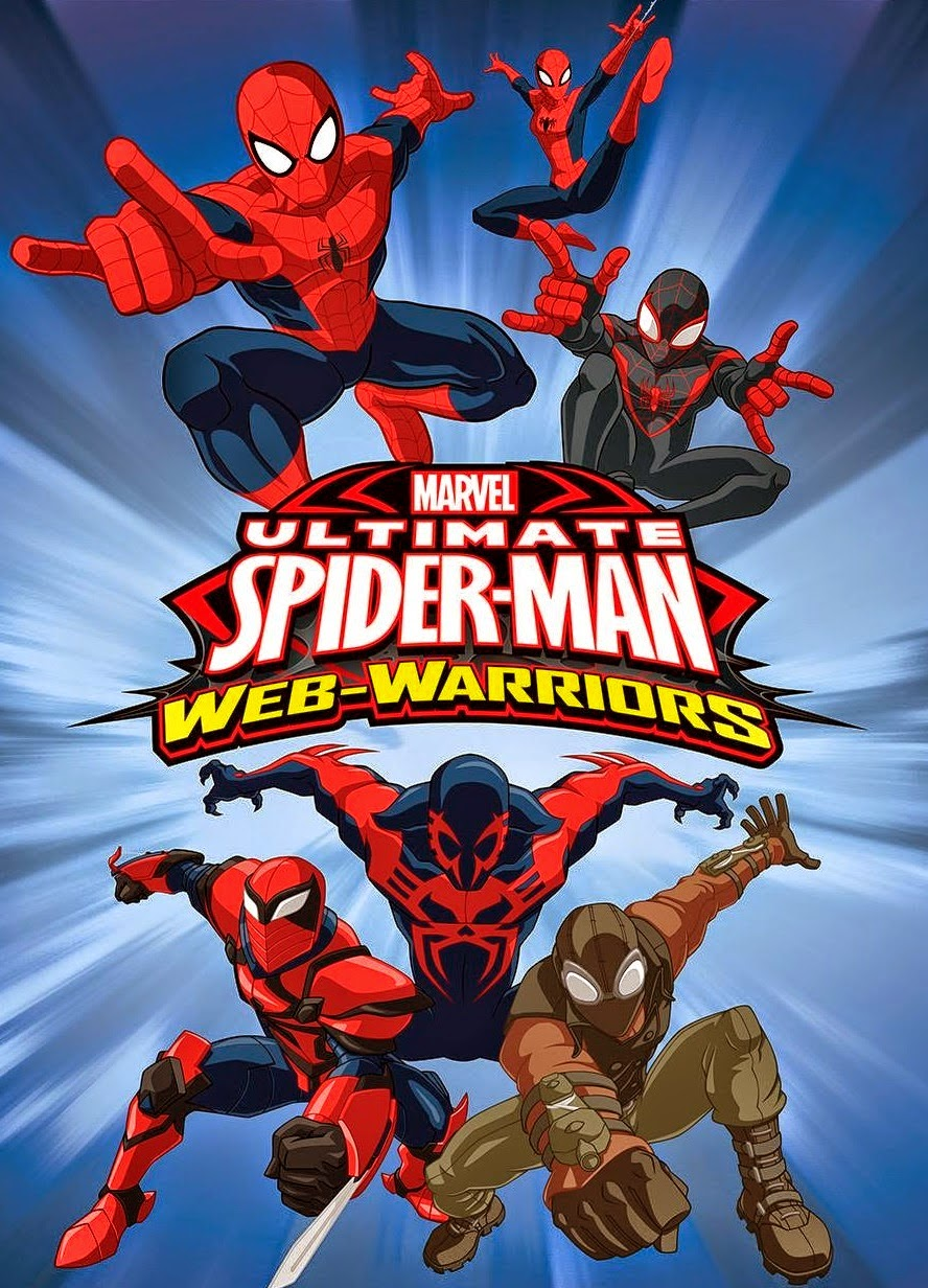 Ultimate Spider-Man Web Warriors 720p WEB-DL