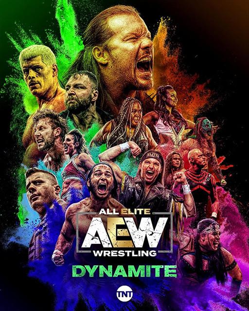 AEW Dynamite (8 July 2020) English 720p HDTV 1.1GB Download