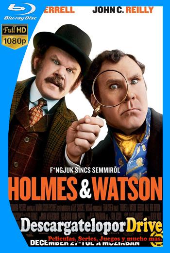 Holmes and Watson (2018) [1080p] [Latino] [1 Link] [GDrive] [MEGA]