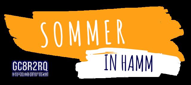 SOMMER IN HAMM