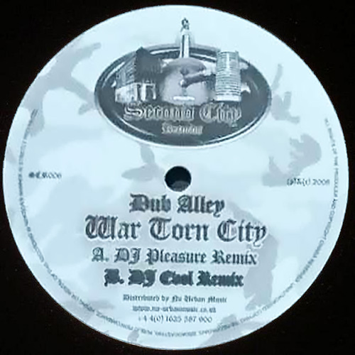 Dub Alley - War Torn City Remixes 2008