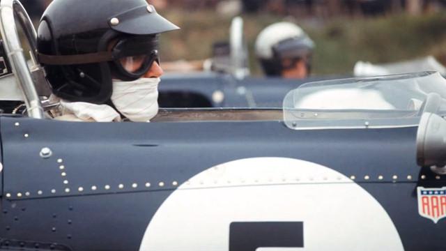 Dan Gurney All American Racer