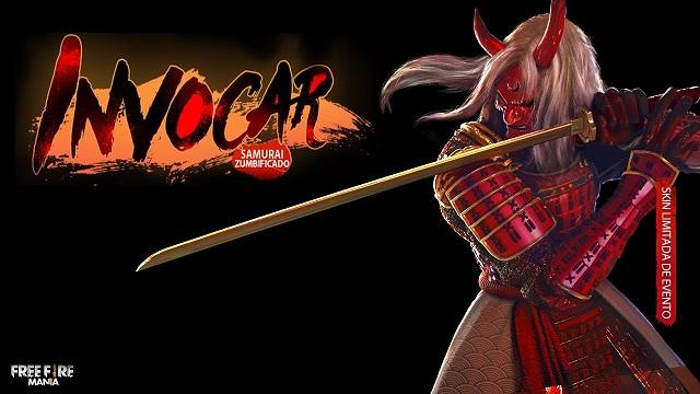 Ketentuan Event Zombie Samurai Free Fire Terbaru Pasti Untung!