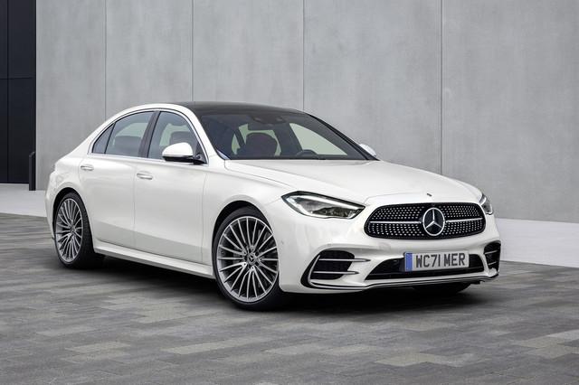 2020 - [Mercedes-Benz] Classe C [W206] - Page 8 803583-B5-5109-434-A-A073-BC1-E31-D8-B9-A2