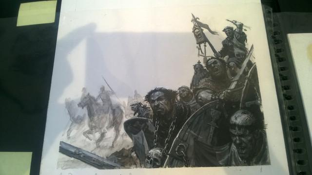 Galerie Daniel Maghen [originaux Warhammer Battle & 40K] 23