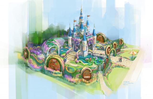 Shanghai Disney Resort en général - le coin des petites infos  - Page 10 74