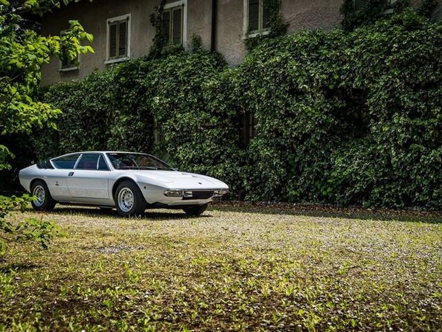 Lamborghini célèbre le 50e anniversaire de l'Urraco 570274-v3
