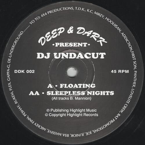 Download DJ Undacut - Floating / Sleepless Nights mp3