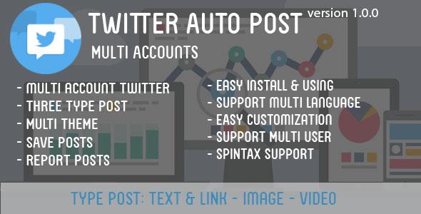 Twitter Auto Post
