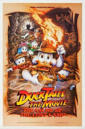 Patoaventuras - Disney's DuckTales (1987) [Latino] [ZP]