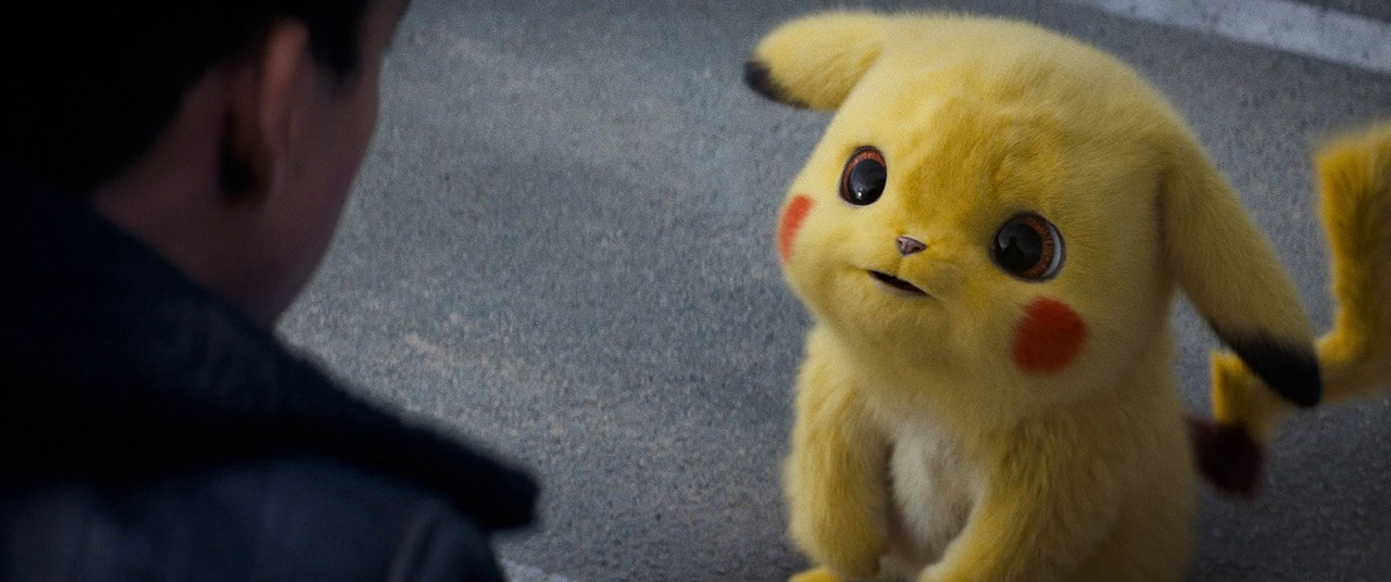 Pokemon: Dedektif Pikachu | 2019 | BDRip | XviD | Türkçe Dublaj | m720p - m1080p | BluRay | Dual | TR-EN | Tek Link