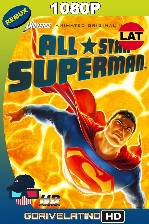 Superman Viaja Al Sol (2011) BDRemux 1080p Latino-Inglés MKV