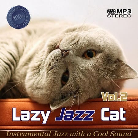 Lazy Jazz Cat Vol.2 (2021)