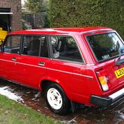 1993 Lada Riva 1500E Estate