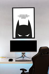 Seja o Batman!