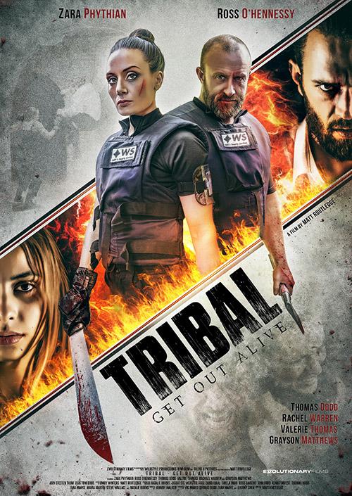 Tribal Get Out Alive | 2020 | m720p - m1080p | WEB-DL | Türkçe Altyazılı | Tek Link
