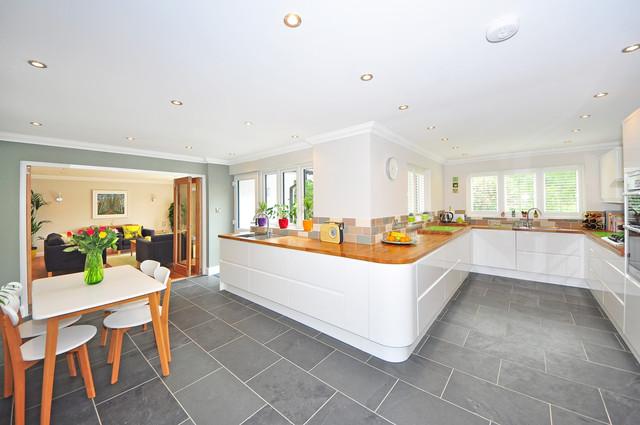 Bagaimana memilih lantai terbaik untuk dapur