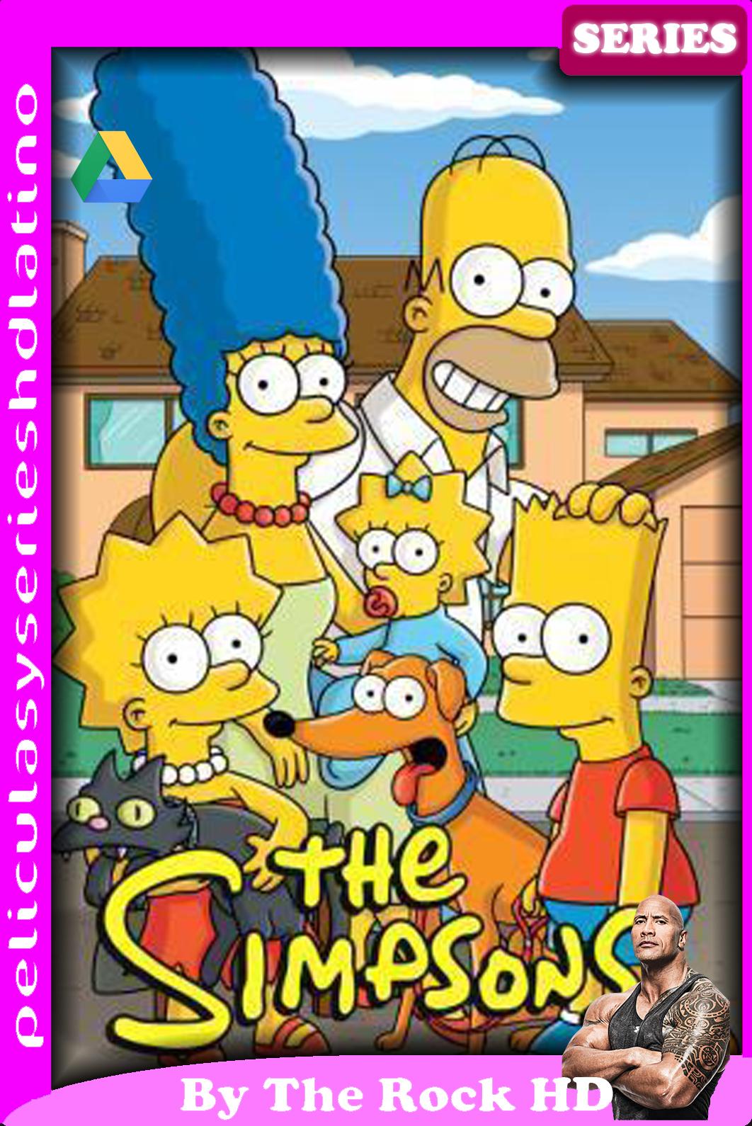 Los Simpson (1989) (Serie de TV)[1080p] [Latino] [Google Drive]