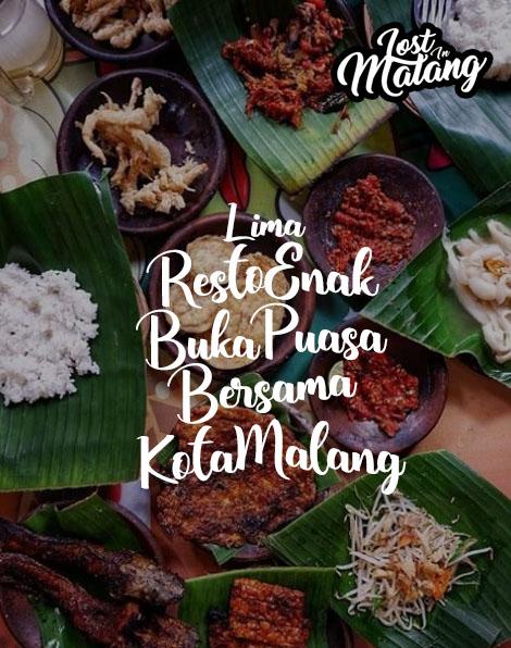 5 Resto Makanan Enak, Untuk Buka Puasa Bersama di Kota Malang