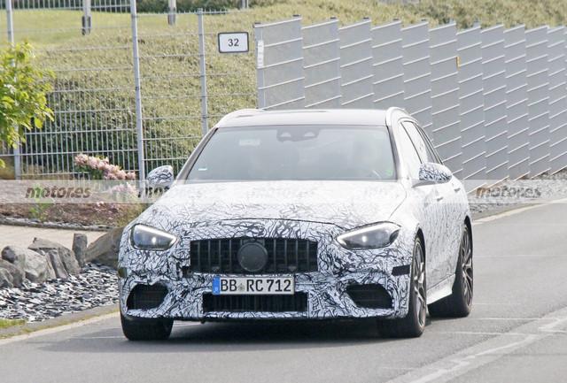 2021 - [Mercedes-Benz] Classe C [W206] - Page 17 D221-A09-A-E9-CB-4004-A54-B-5-F5-C1913-A23-D